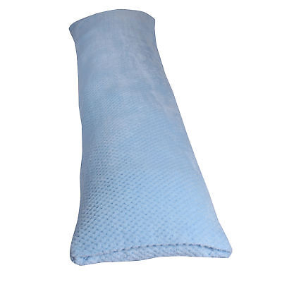 New Clair De Lune Blue Honeycomb Maternity Support Pillow Pregnancy Cushion