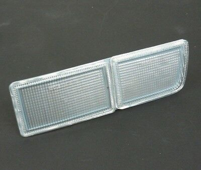 VW GOLF III MK 3  VENTO 1991 - 1999 O/S Front Bumper Right Side Reflector Clear