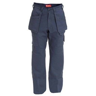 NEW THRIVE Flame Resistant Tactical Knee Pad Work Pants FR 7820 32x32 NAVY *