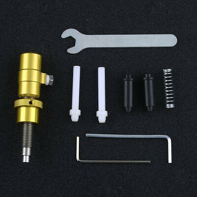 Golden Archery Pressure Cushion Plunger Screw on Arrow Rest for Recurve Bow