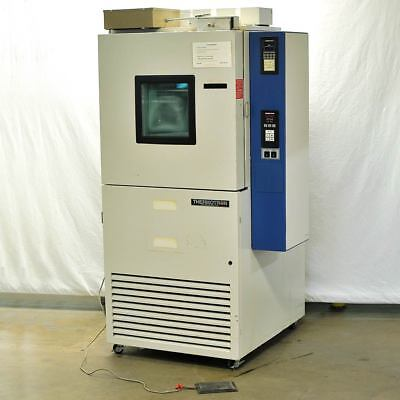 Thermotron S-8C 190*/-55*C Environmental Chamber 8 Cu.Ft Stainless Interior