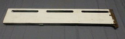 """Antique Hot Water Base Board Heat 36"""" Section Cast Iron Old Vtg Base Ray 372-18P"""