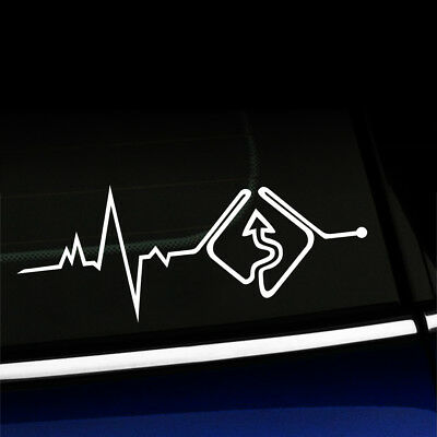 Twisties are in my Blood - Driving Twisty Roads Sticker Decal - You choose color