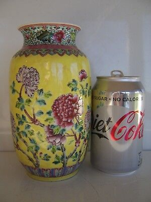 Very Fine Quality Old Antique Chinese Vase Exceptional Piece Seal