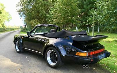 '88 Porsche 911 / 930 3.3 Turbo Cabriolet - Spectacular low mileage example