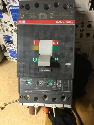 abb sace tmax_100 AMP ABB SACE Tmax T2H 480V 50/60Hz 3 Pole Circuit Breaker/ Disconnect Switch - $79 ...