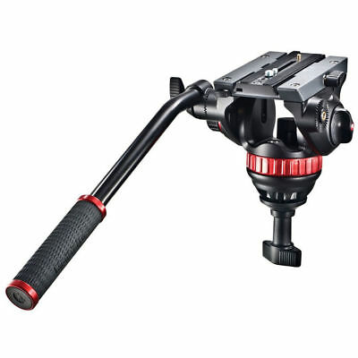 Manfrotto MVH502A Pro Video head with 75mm half-ball