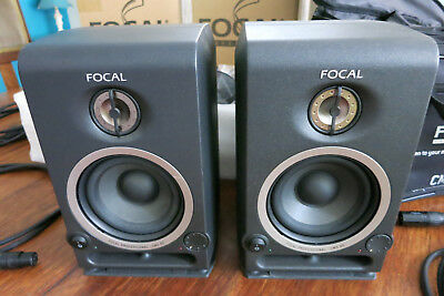 Focal Monitor Speakers CMS 40 France