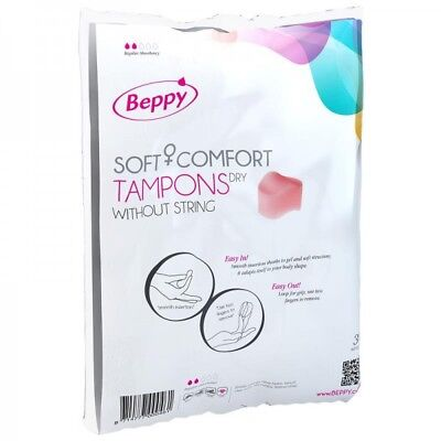 Beppy BEPPY COMFORT TAMPONS DRY 30PCS drugstore tampons 3500003522