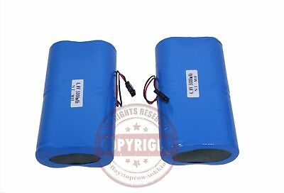 2 New! Laser Alignment Lb-1,lb-2 Replacement Battery Cells, 3900, Pn: 550634