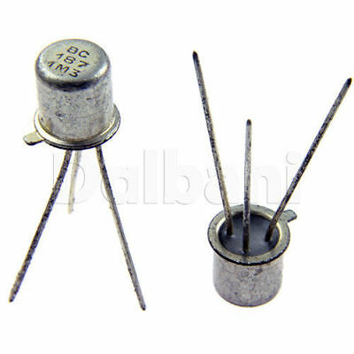 2N3565 TRANSISTOR TO-18 LOT OF 2