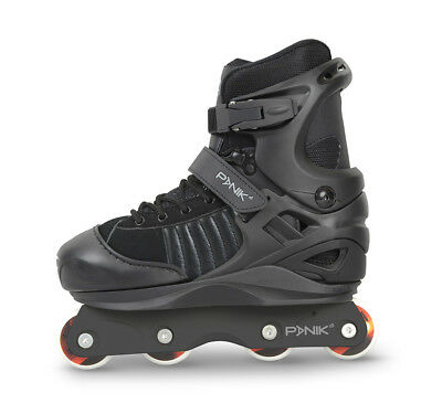 Anarchy Panik Adjustable InLine Aggressive Skates UK2 to UK5