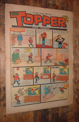 1971 THE TOPPER COMIC x 1 # 967