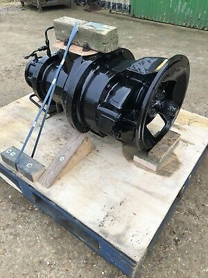 Ingersoll Rand P600 Vhp400 Air Compressor Air End