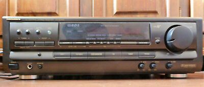 Vintage Technics SA-EX500 Dolby Surround AV Receiver