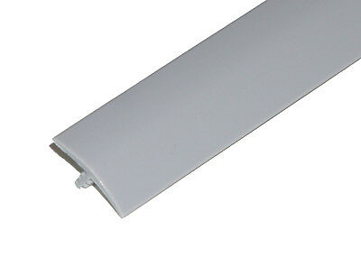"20ft of 1/2"" Light Grey T-Molding for Arcade Games or Mame Machines"