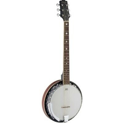 Stagg 6 String Deluxe Bluegrass Banjo