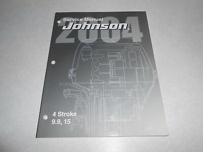 1996 8 9 9 15 hp johnson evinrude outboard repair service manual rh picclick com Exploded View of 9.9 Johnson 9.5 HP Johnson Outboard Parts