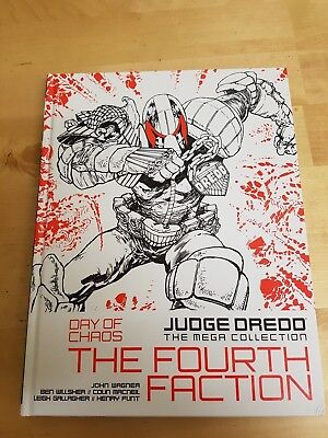 2000AD: Judge Dredd: Day of Chaos: The Fourth Faction.