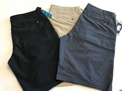 New Travis Mathew Hefner Prestige 77 Shorts Flat Front NWT. Select Size/Color.