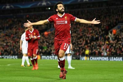 Mohamed Salah Liverpool Poster Print Photo Picture A3 A4 A5