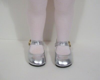 """Debs RED Princess Flats Doll Shoes For 16/"""" Disney Animators Collection"""