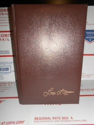 """Louis L'amour leather bound hardcover novels """"Westerns"""" New 71 volumes total"""
