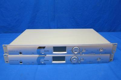 (Lot of 2) Clearone Converge Pro 840T Microphone Mixer VH20 Conference Gateway