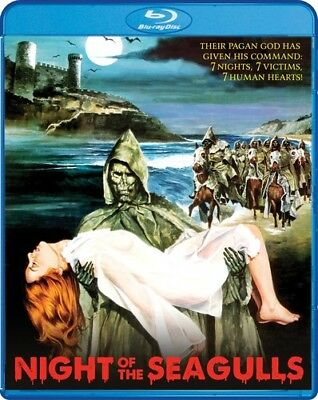 Night of the Seagulls [New Blu-ray] Subtitled, Widescreen