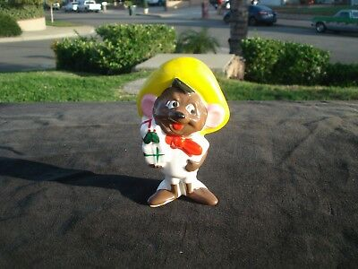 1978 Speedy Gonzales Christmas Tree Ornament made in Japan