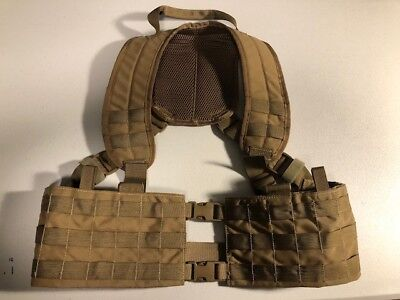 Tactical Tailor X Harness / MAV 2 Piece Chest Rig / Coyote Brown / New