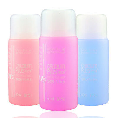 Nail Soak Off Surface Gel UV Top Coat Cleanser Bottle 60mL