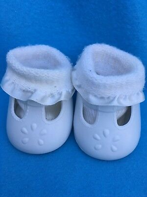 AUTHENTIC HONG KONG MARKED MC SHOES AND SOCKS <> Excellent Condition, NO DOLL!