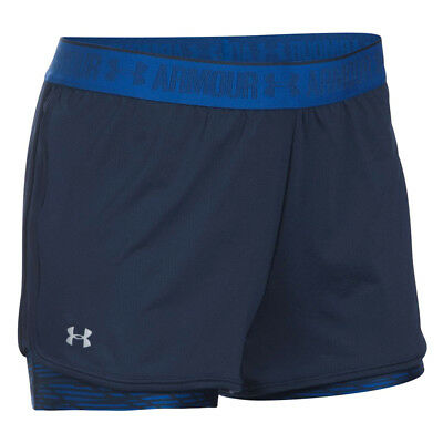 Under Armour Heatgear Armour 2-In-1Printed Short Da Donna