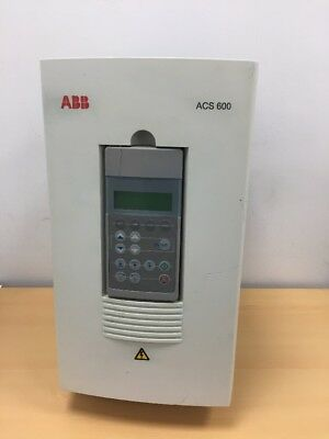 ABB 2.2kW 3-Phase Inverter Speed Controller Drive ACS600 ACS60100053000C1200000