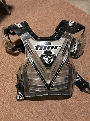Thor Aftershock Chest Protector Body Armour Motocross Mountain Bike Bmx Adult