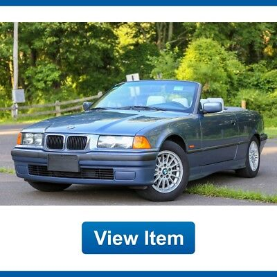 1999 BMW 3-Series Base Convertible 2-Door 1999 BMW 323ic Convertible Super Low 55K Mil Sertviced Clean CARFAX