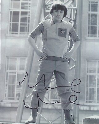"Matthew Waterhouse Actor ""adric"" On ""doctor Who"" Autographed 8X10 W/coa!"