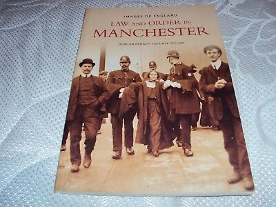 images of england law and order manchester police crime social history book