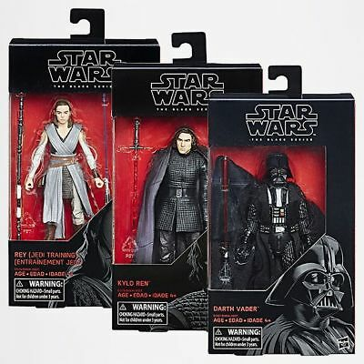 NEW Star Wars Black Series 6 Inch Figure Assorted � & ™ Lucasfilm Ltd.