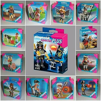 ** PLAYMOBIL SPECIALS ** RARE or HARD-TO-FIND ** OLD SHOP STOCK ** SEALED **