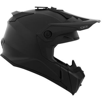 Solid - Sold separately CKX Titan Off-Road Modular Helmet, Winter  Part# 507046#