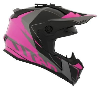 Cliff - Sold separately CKX Titan Off-Road Modular Helmet, Winter  Part# 506954#