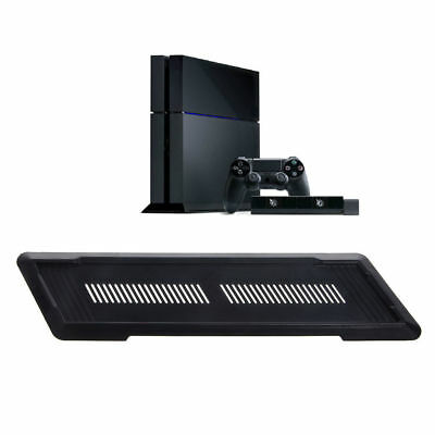 Vertical Stand Dock Mount Base Cradle Holder for PS4 Console Sony Playstation 4