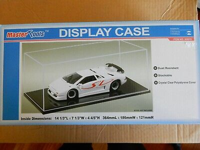 1:18 Scale Master-Tools Display Case