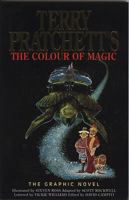 Terry Pratchett's The Colour of Magic GN From 1993