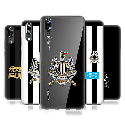 Newcastle United Fc Nufc 125 Year Anniversary Soft Gel Case For Huawei Phones