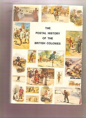 THE  POSTAL  HISTORY  OF  BRITISH   BORNEO  by   PROUD  440  PAGES