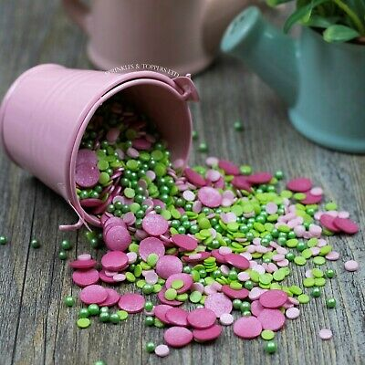 I Carried A Watermelon Sprinkles Mix Cupcake / Cake Decorations, confetti