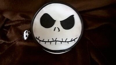 The Nightmare Before Christmas Jack Skellington Small Round Pouch Bag